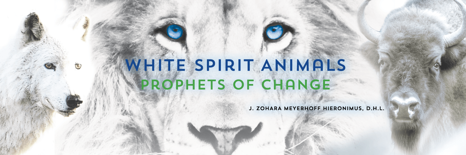 White Spirit Animals, Prophets of Change