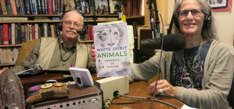 Dr. Bob Interviews Dr. Zoh on White Spirit Animals