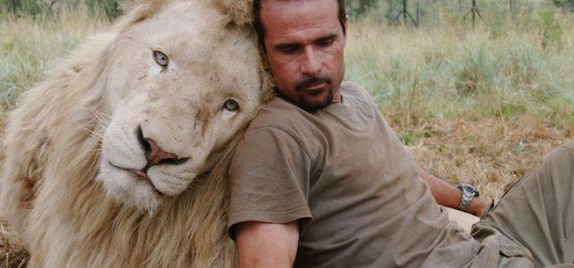 Kevin Richardson the Lion Whisperer