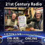 21st Century Radio® Interview Dr. Bob Hieronimus, Ph.D. With Dr. Zohara Hieronimus, D.H.L. On Her New Book White Spirit Animals