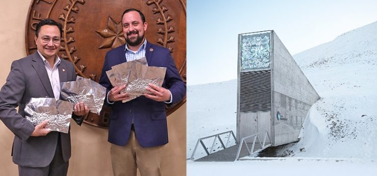 Cherokee Nation Becomes First American Tribe to Send Heirloom Seeds to Global Seed Vault in Norway